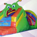 Inflatable yard toy